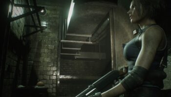 Where to find grenade launcher in Resident Evil 3 Remake.