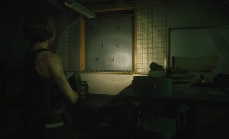 How to find (get) a shotgun in Resident Evil 3 Remake