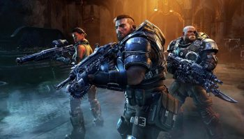 How many acts and chapters in Gears Tactics - how long will it take to get through the game?
