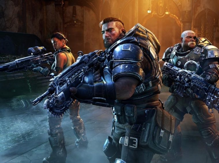 How to replay missions in Gears Tactics. How to start again guide.