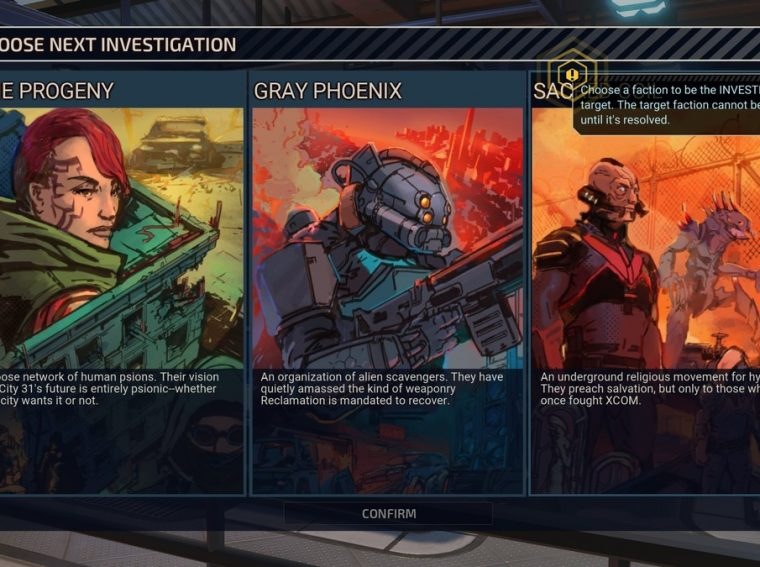 How to reduce anarchy and discontent in XCOM: Chimera Squad