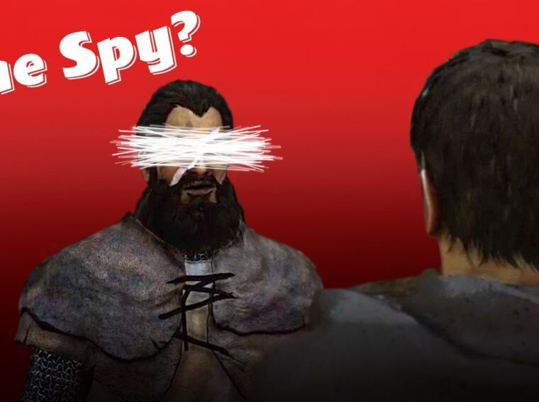 How to complete the Spy Party Quest in Mount and Blade 2: Bannerlord