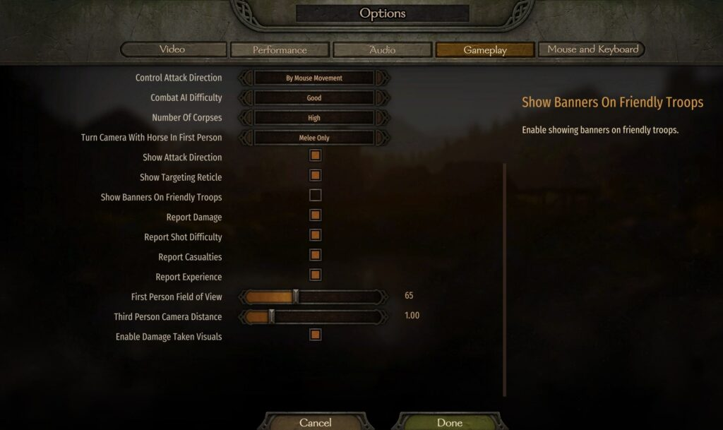 Mount & Blade II: Bannerlord - Not obvious game moments and quick leveling tips