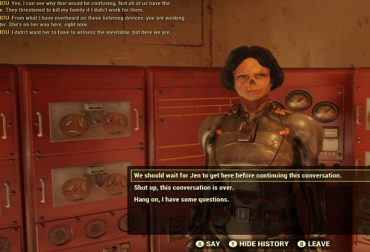 Chinese Stealth Armor in Fallout 76 Wastelanders