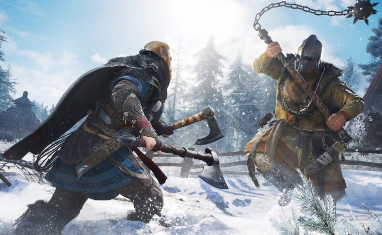 Is there a multiplayer and a cooperative in Assassin's Creed: Valhalla