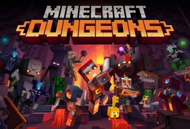 Upgrading weapons and equipment in Minecraft Dungeons. Guide how to enchant objects