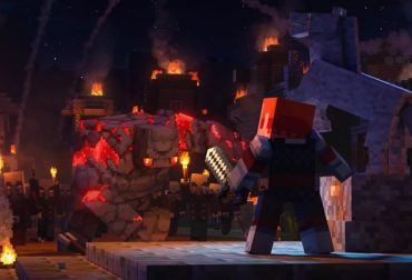 How to beat the first boss in Minecraft Dungeons. Guide