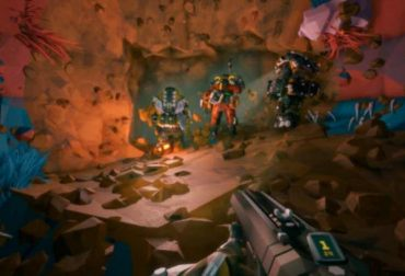 Secrets and tricks in resource mining at Deep Rock Galactic