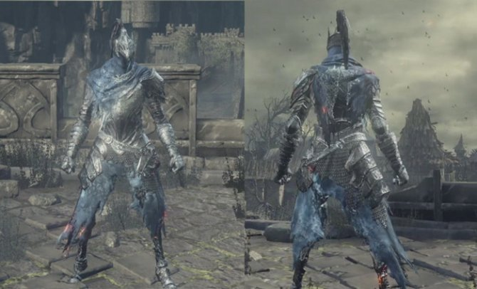 Best sets (armour) in Dark Souls 3