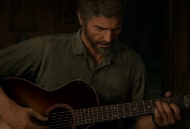 What song Joel plays for Ellie on guitar in The Last of Us 2.