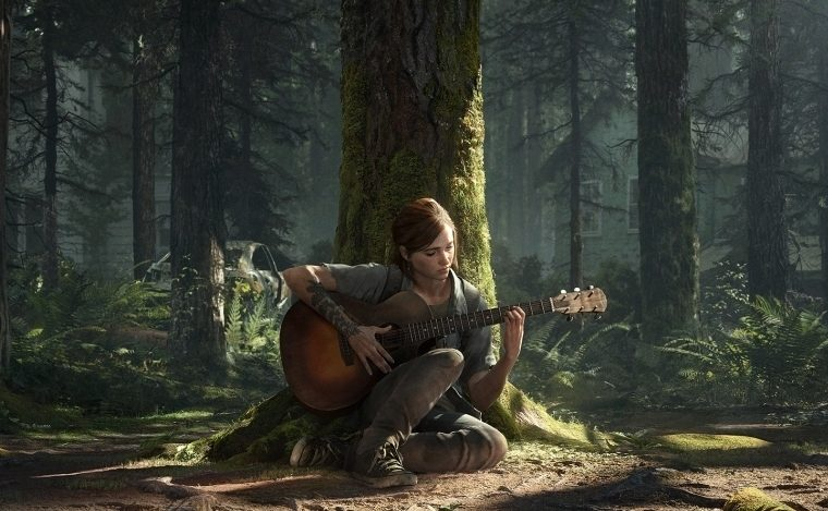 What's on Ellie's arm in The Last of Us 2, meaning of her tattoo.