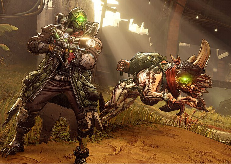 How to Open the Gate in the Sheriff's Building Borderlands 3: Bounty of Blood