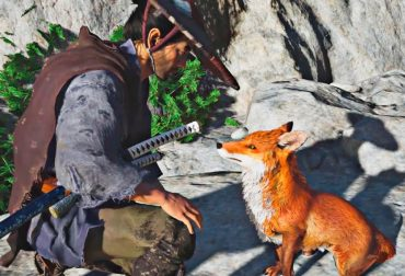 How to caress a fox in the Ghost of Tsushima