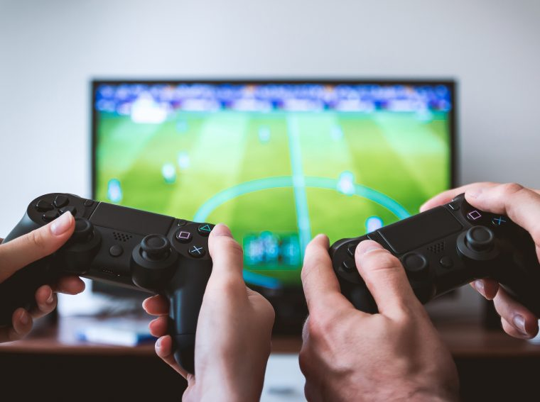 The relationship between gambling and video games