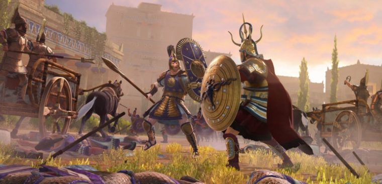Hector's Fraction in Total War Saga: Troy. Guide and tips on fractions