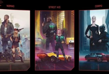 Terms of receiving all endings at Cyberpunk 2077.