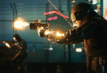 Can you use paired weapons in Cyberpunk 2077
