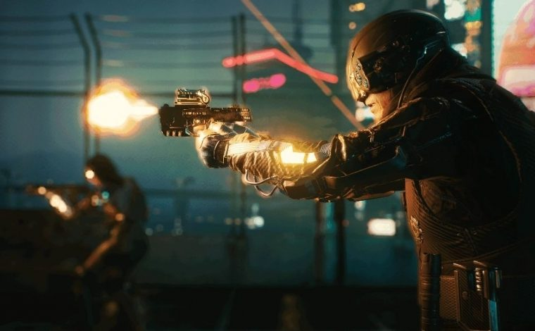 Will the 3-person view in Cyberpunk 2077 be like switching to the 3-person view?