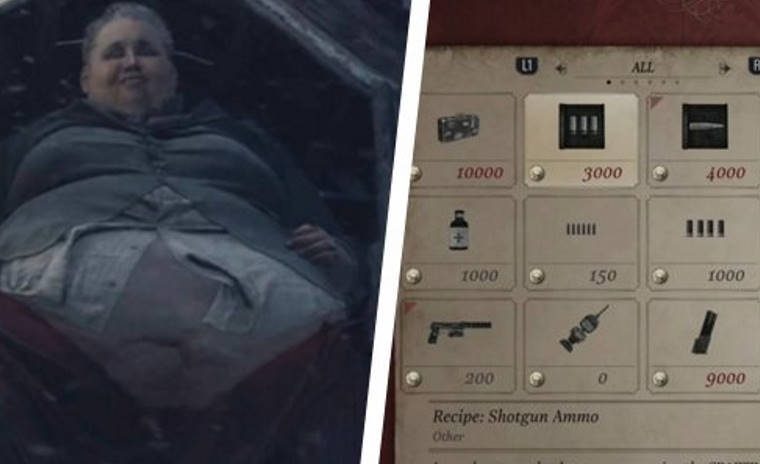 Codes and cheats for Resident Evil 8 Village - How to activate them, infinite weapons